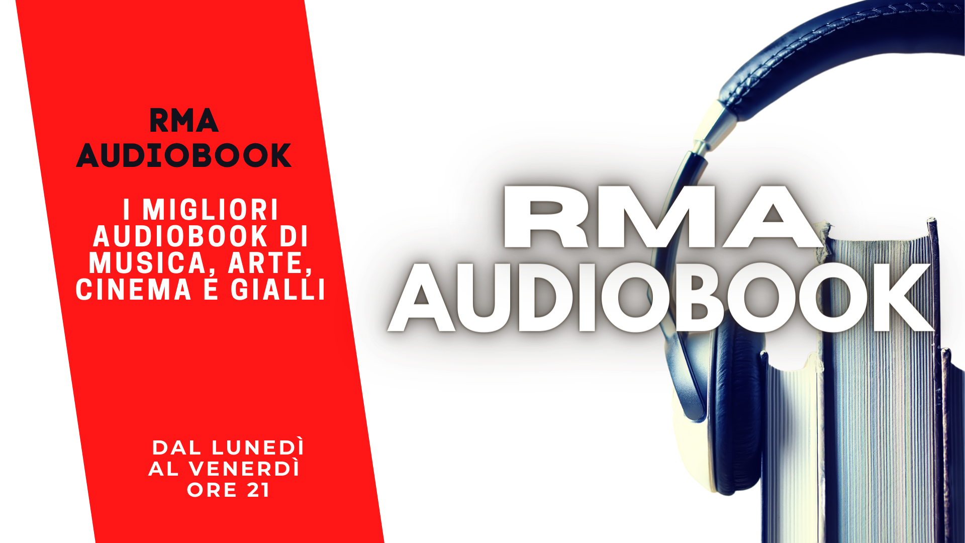 RMA AUDIOBOOK