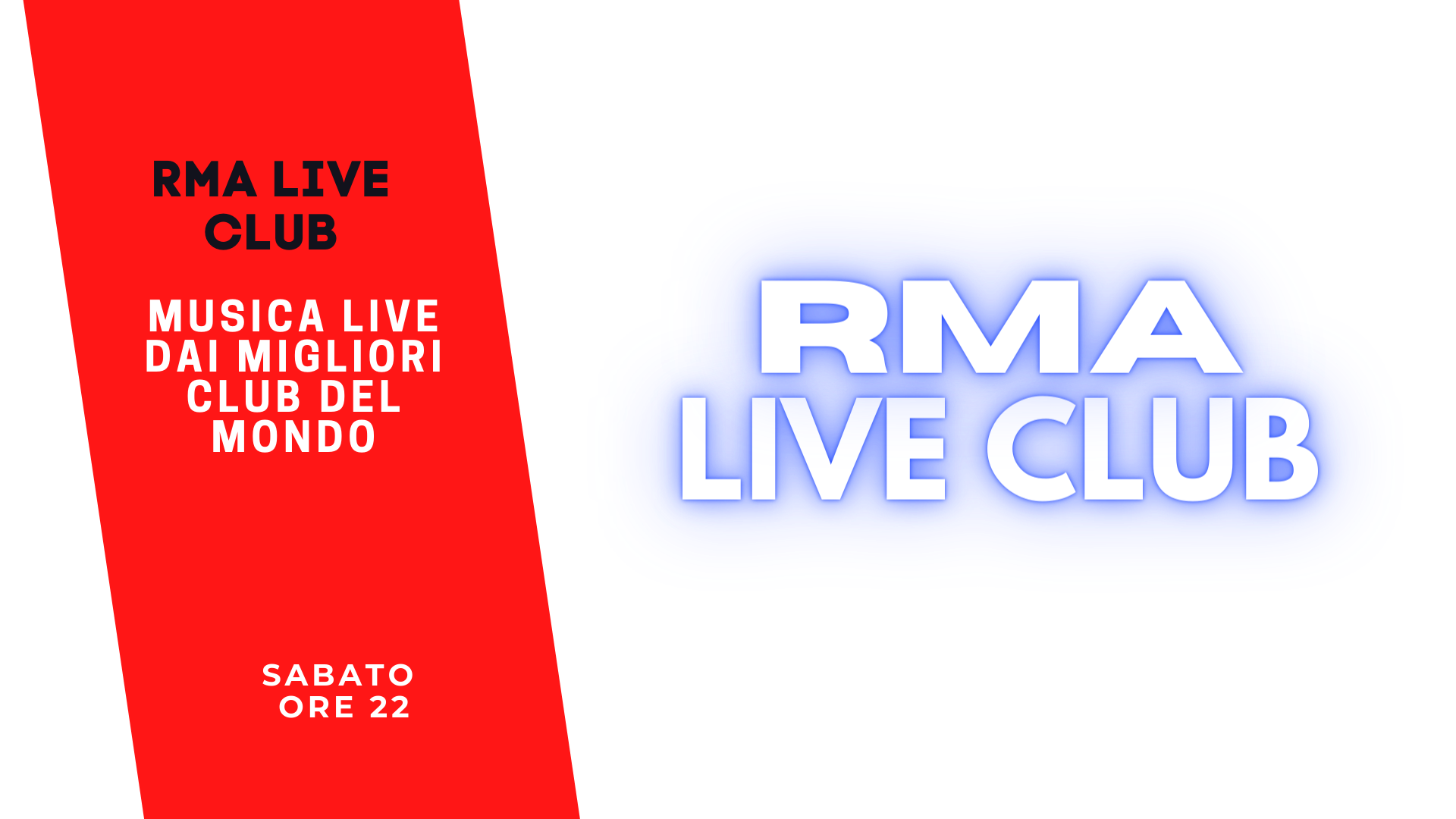 RMA LIVE CLUB